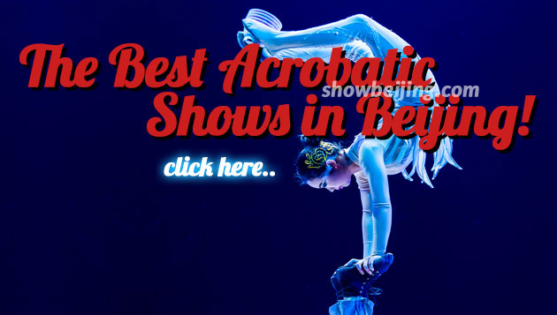 Best Acrobatic Shows in Beijing