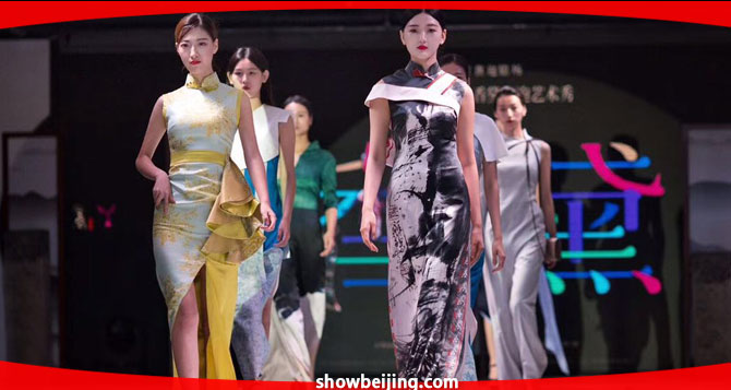 Amazing China: Modern Qipao Art Show