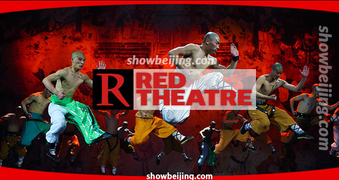 Red Theatre Legend of Kung Fu Show